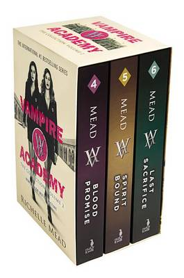 Picture of Vampire Academy: The Collection, Volume 2, #4-6: Blood Promise/Spirit Bound/Last Sacrifice