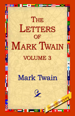 Picture of The Letters of Mark Twain Vol.3