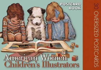 Picture of American Women Childrens Illustrators Postcard Book: 30 Oversized Postcards
