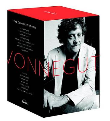 Picture of Kurt Vonnegut: The Complete Novels 4C Box Set: The Library of America Collection