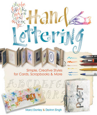Picture of Hand Lettering: Simple, Creative Styles for Cards, Scrapbooks and More