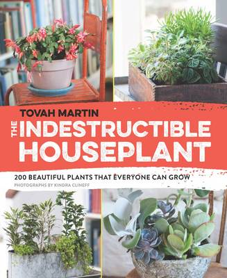 Picture of The Indestructible Houseplant: 200 Beautiful Plants That Everyone Can Grow