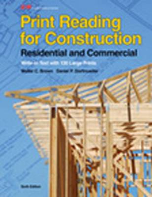 Picture of Print Reading for Construction: Residential and Commercial
