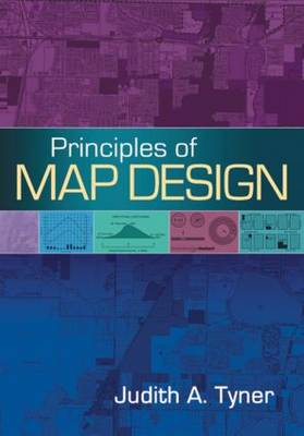 Picture of Principles of Map Design