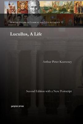 Picture of Lucullus, A Life