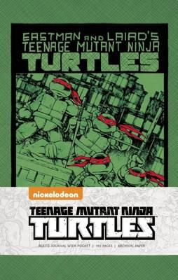 Picture of Teenage Mutant Ninja Turtles: Classic Hardcover Ruled Journal
