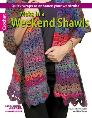 Picture of Make in a Weekend Shawels