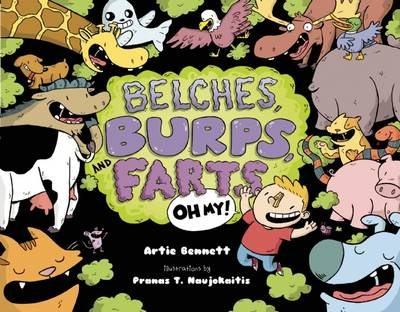 Picture of Belches, Burps and Farts - Oh My!