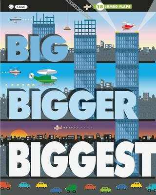 Picture of Big, Bigger, Biggest