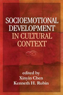 Picture of Socioemotional Development in Cultural Context