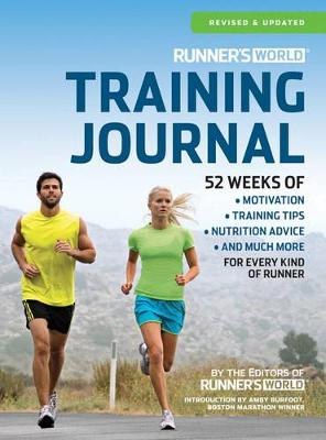 Picture of Runner's World Training Journal: A Daily Dose of Motivation, Training Tips & Running Wisdom for Every Kind of Runner - from Fitness Runners to Competitive Racers