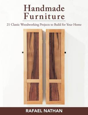 Picture of Handmade Furniture: 21 Classic Woodworking Projects to Build for Your Home
