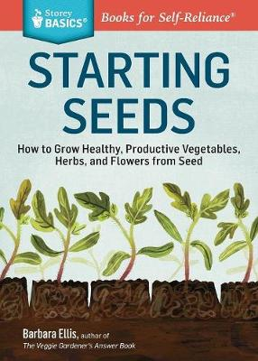 Picture of Seed Starting Basics: Vegetables, Herbs, Flowers