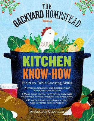 Picture of The Backyard Homestead Book of Kitchen Know-How