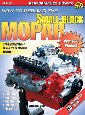 Picture of How to Rebuild the Small-Block Mopar
