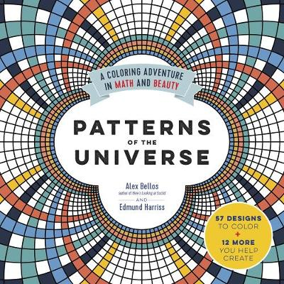 Picture of Patterns of the Universe: A Coloring Adventure in Math and Beauty