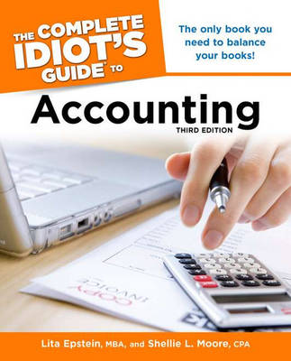 Picture of The Complete Idiot's Guide to Accounting