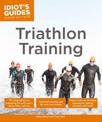 Picture of Idiot's Guides: Triathlon Training