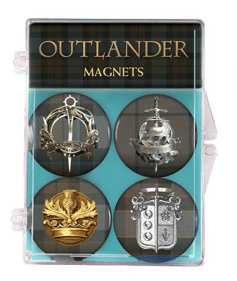 Picture of Outlander Magnet 4 Pack