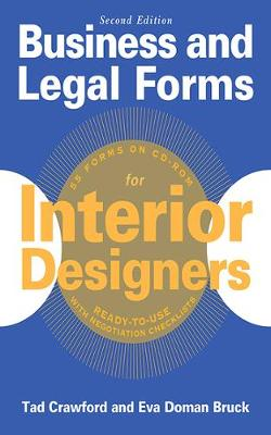 Picture of Business and Legal Forms for Interior Designers