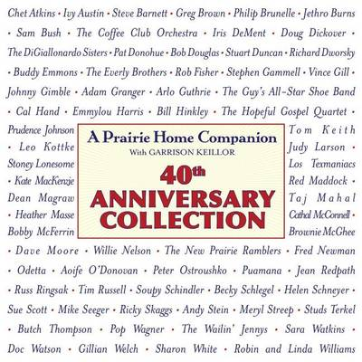 Picture of Prairie Home Companion: 40th Anniversary Collection