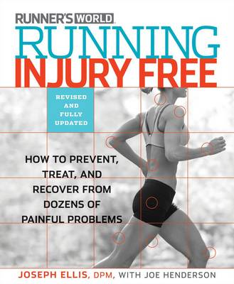 Picture of Running Injury-free: How to Prevent, Treat and Recover from Dozens of Painful Problems