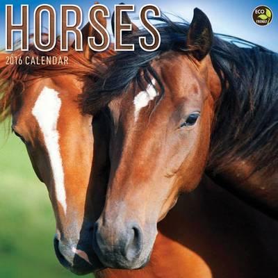 Picture of Horses Calendar