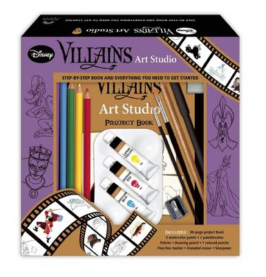 Picture of Disney Villains Art Studio
