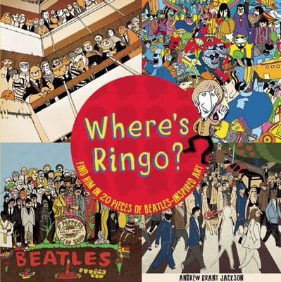 Picture of Where's Ringo?: Find Him in 20 Pieces of Beatles-Inspired Art