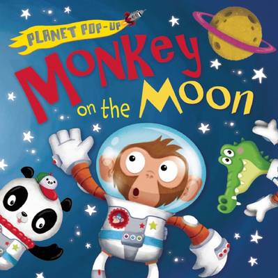 Picture of Planet Pop-Up: Monkey on the Moon