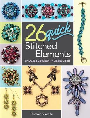 Picture of 26 Quick Stitched Elements: Endless Jewelry Possibilities
