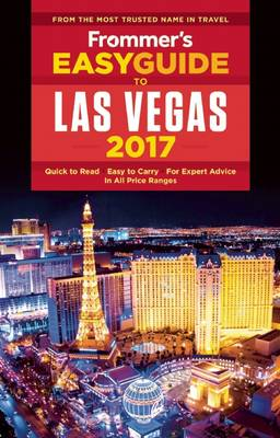 Picture of Frommer's Easyguide to Las Vegas 2017