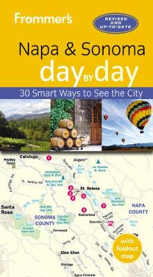 Picture of Frommer's Napa and Sonoma Day by Day