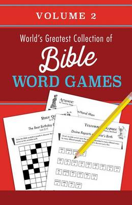 Picture of World's Greatest Collection of Bible Word Games, Volume 2