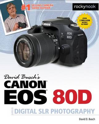 Picture of David Busch's Canon EOS 80D Guide to Digital SLR Photography