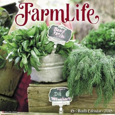 Picture of Farmlife 2018 Wall Calendar
