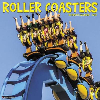 Picture of Roller Coasters 2018 Wall Calendar