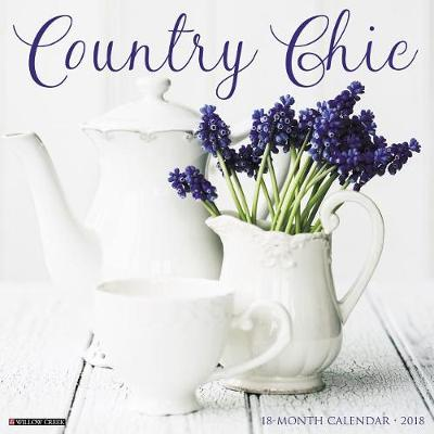 Picture of Country Chic 2018 Wall Calendar
