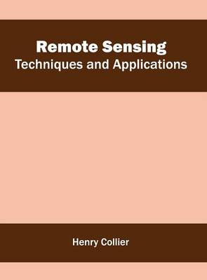 Picture of Remote Sensing: Techniques and Applications