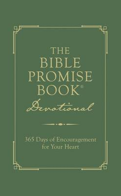 Picture of The Bible Promise Book(r) Devotional: 365 Days of Encouragement for Your Heart