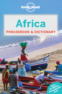 Picture of Lonely Planet Africa Phrasebook & Dictionary