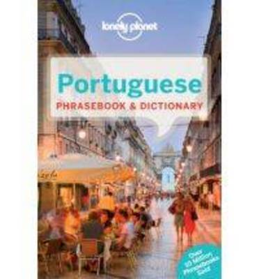Picture of Lonely Planet Portuguese Phrasebook & Dictionary