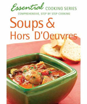 Picture of Soups and Hors D'Oeuvres