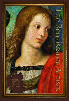 Picture of Renaissance Artists Deluxe Jigsaw Book