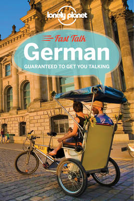 Picture of Lonely Planet Fast Talk German