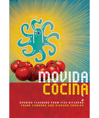 Picture of MoVida Cocina: Spanish Flavours from Five Kitchens