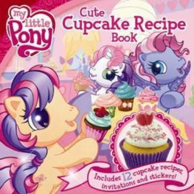 Picture of My Little Pony Cute Cupcake Recipe Book