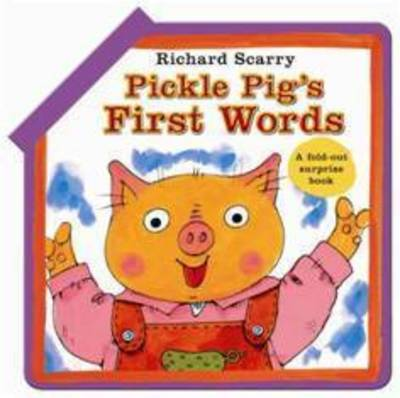 Picture of Pickle Pig's First Words
