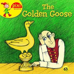 Picture of Pixi Fairytale Golden Goose