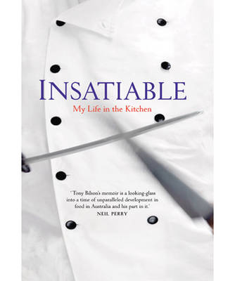 Picture of Insatiable: My Life in The Kitchen